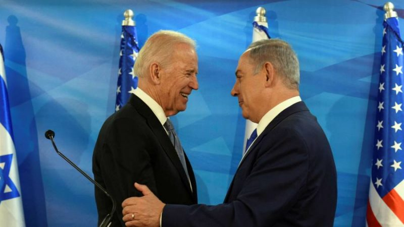 President Biden support of Israel causes rift in party, 113 Palestinians dead