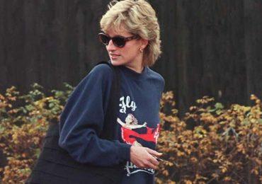 Princess Diana: Esty selling replica iconic sweatshirts