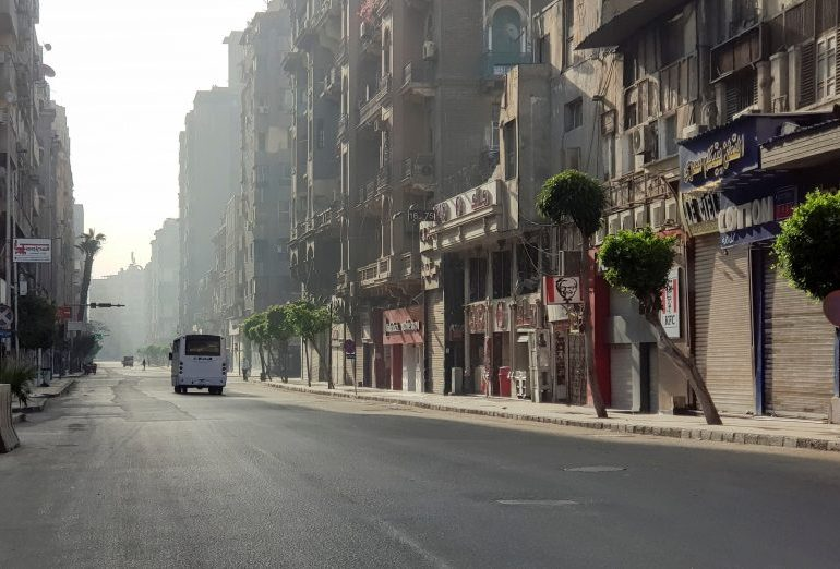 Egypt lifts Covid-19 restrictions from June 1