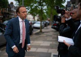 Matt Hancock to face MPs after Dominic Cummings fierce attack