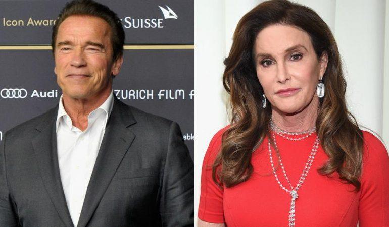 Arnold Schwarzenegger backs Caitlyn Jenner, as she opposes trans girls in women's sports