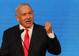 Israel coalition government a threat to security - Netanyahu