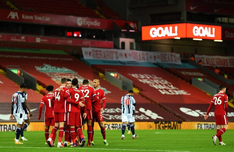 Live Sports This Weekend - Liverpool v West Brom prediction, fixtures, roundup