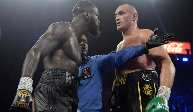 Fury-Wilder reach tentative agreement for third fight