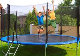 The Backyard Leisure Guys - fun at home with the kids activities