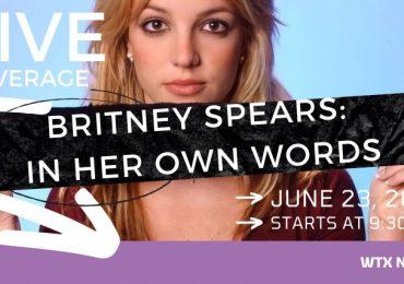 #FreeBritney - LIVE coverage of case as Britney SPEAKS