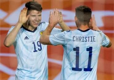 Scotland national team continued their Euro 2021 preparations