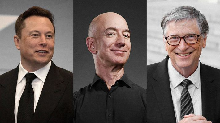 Billionaires Elon Musk and Jeff Bezos 'paid no income tax' for years, say reports