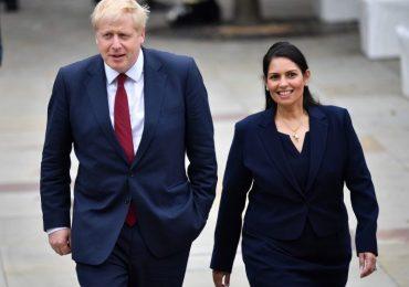 Boris Johnson furious at Priti Patel over migrant Channel crossings