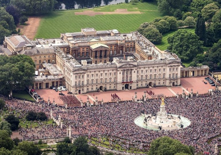 Buckingham Palace 'must do more' as data reveals just 8.5% of royal staff are from minority ethnic backgrounds