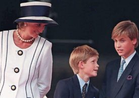 Prince Harry tells young people 'our mum would be proud of you' ahead of Diana statue with Prince William