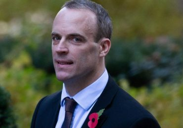 Dominic Raab lashes out at European leaders for 'offensive' attitudes about UK