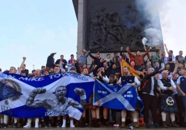 England v Scotland: Ticketless fans urged to stay away from Wembley