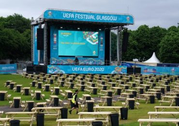 Euro 2020: Fan zones, pubs and big screens - where to watch the matches