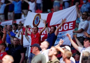Euro 2020 final: 2,500 VIPs allowed into England without quarantine