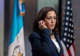 Kamala Harris tells Latin American migrants 'don't come here'