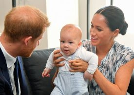 Meghan and Harry share picture of baby Lilibet Diana