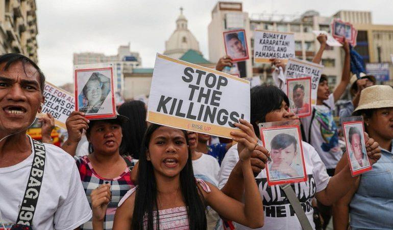 ICC prosecutor seeks full probe into Duterte's drug war killings
