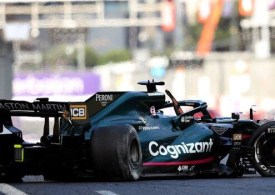 Perez wins the Baku Grand Prix