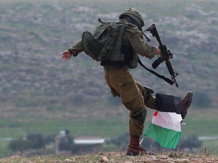 Palestinian teen shot by Israel army dies