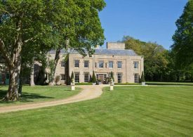 Lotto winner's luxury £6.5m mansion dilapidated- on the market again!