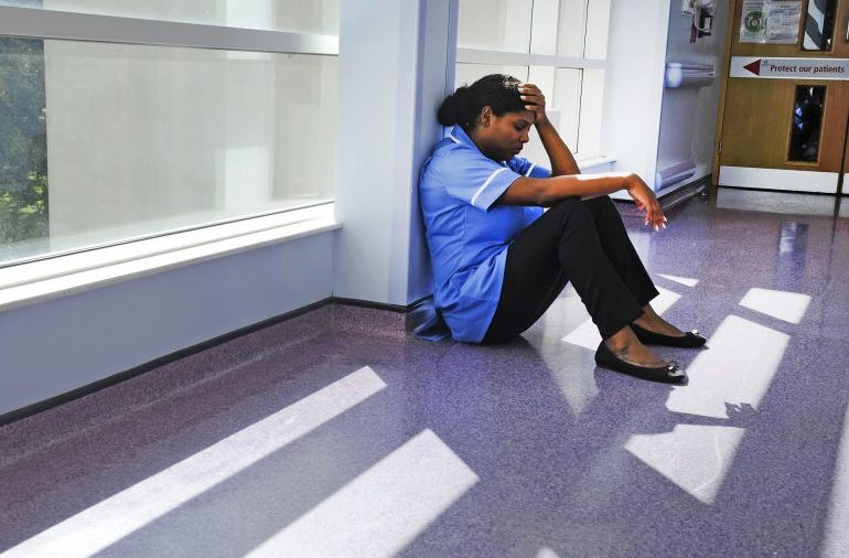 More than 300 NHS workers attempted suicide in pandemic