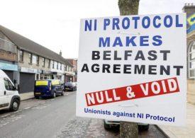 Northern Ireland voters split on Brexit checks - poll