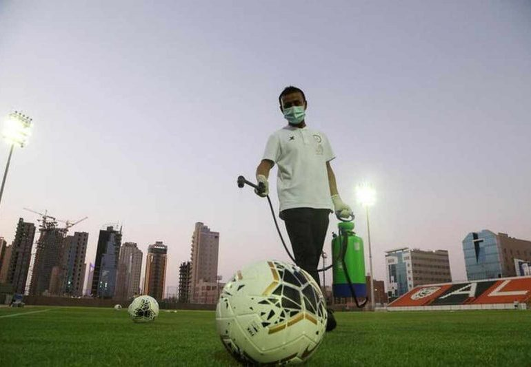 Saudi Arabia approves creation of sports academy