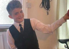 Boy, 12, 'stabbed to death over fears he was a snitch'