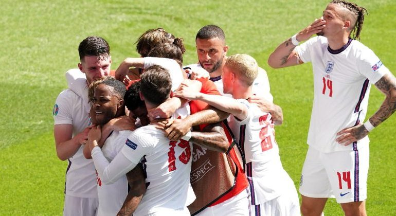 England 1-0 Croatia: Sterling gets England off to winning start at Euro 2020