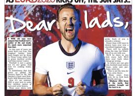 Breaking News Man City make Kane bid