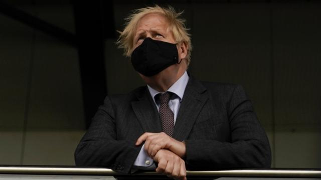 Travel will not return to normal until next year, Boris Johnson warns