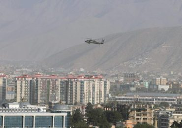 US considers airstrikes in Afghanistan if Kabul falls to Taliban