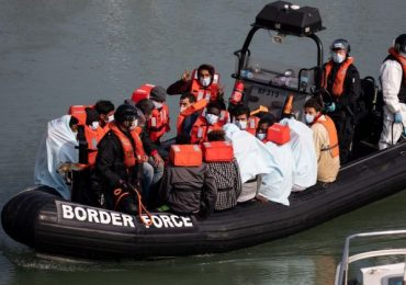 'We have to act!' Priti Patel says migrant boats will be turned back under new law