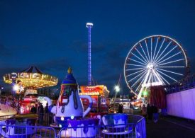 Several 'injured' after fairground ride collapses in Northern Ireland