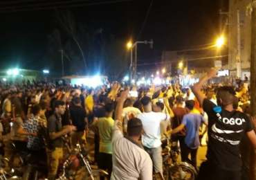 Protesters storm streets of Iran over water shortages; police fire at crowds