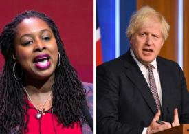 Labour MP Dawn Butler praised for 'resilience' after saying Boris Johnson lies
