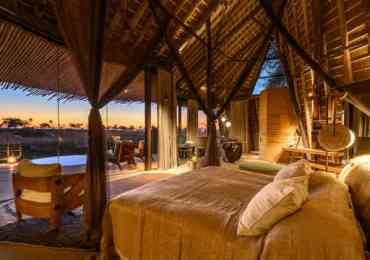 Travel: 5 luxury outdoor hotel rooms