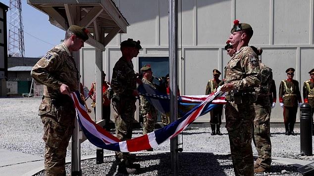 Boris Johnson defends exodus of UK troops despite 'grim' days ahead for Afghanistan