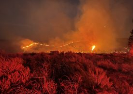Another heatwave hits western US as wildfires rage on