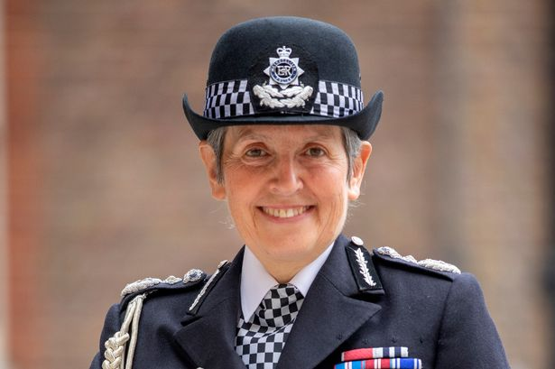 Met chief Cressida Dick defends police officers after Wembley Euros final chaos