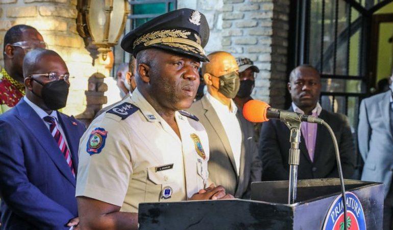 Haiti police arrest Florida resident over president's assassination