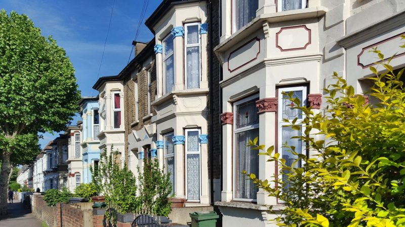 House prices have nearly tripled in two decades