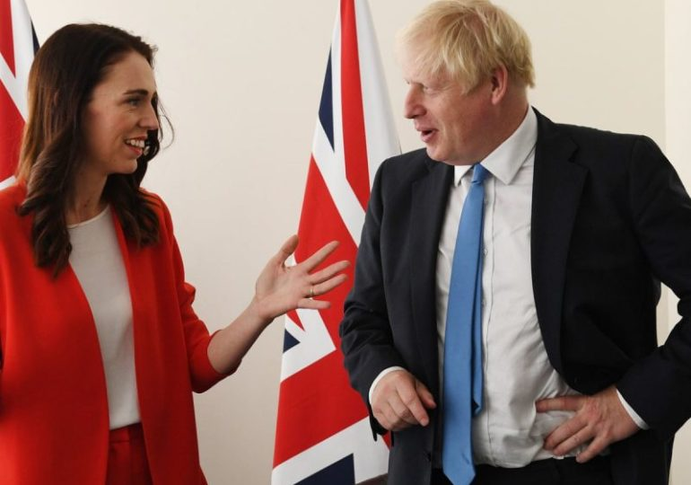 New Zealand not willing to risk UK-style 'live with Covid' policy, says Jacinda Ardern