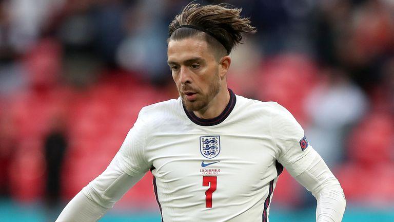 Will Jack Grealish play against Denmark?