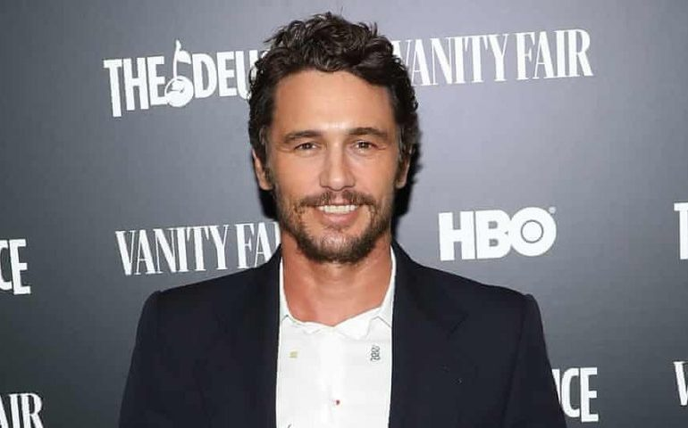 James Franco agrees to $2.2m settlement for sexual misconduct suit