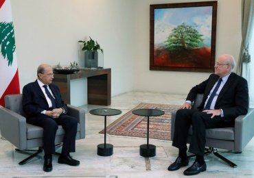 Lebanon's new PM promises to 'tell the truth about everything'