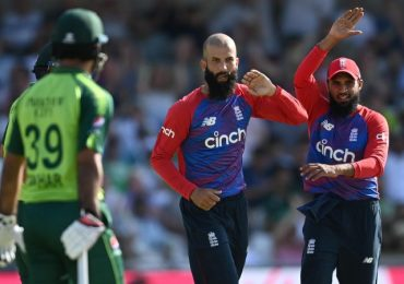 Spinners star as England set up Pakistan T20 series decider