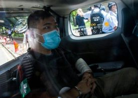 Hong Kong jails man, 24, for nine years under national security law