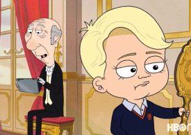 The Prince: Cartoon poking fun at George has critics animated